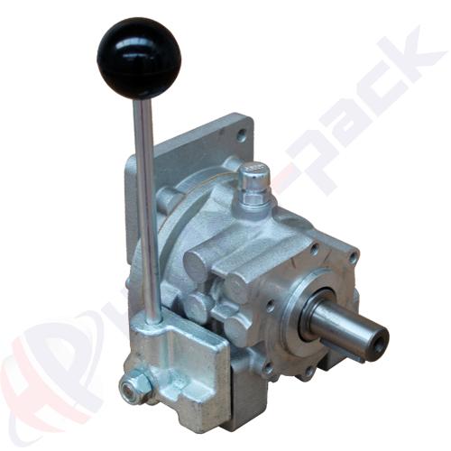 30100 serie mechanical coupling, reversible