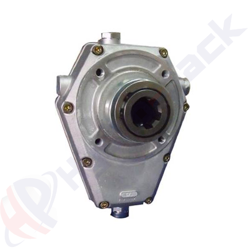 60000 serie group 20 pump over gear, female shaft quick fitting , 1:3