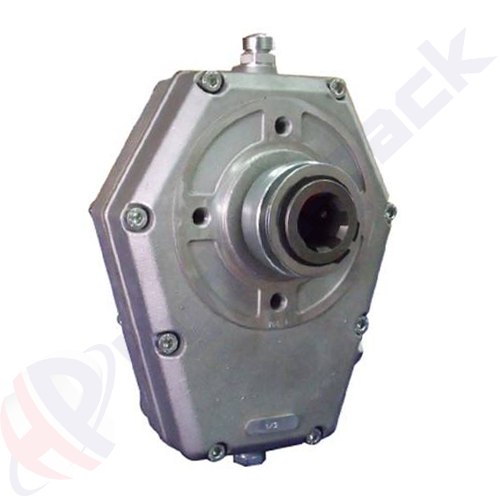 70000 serie group 30 pump over gear, female shaft quick fitting , 1:3