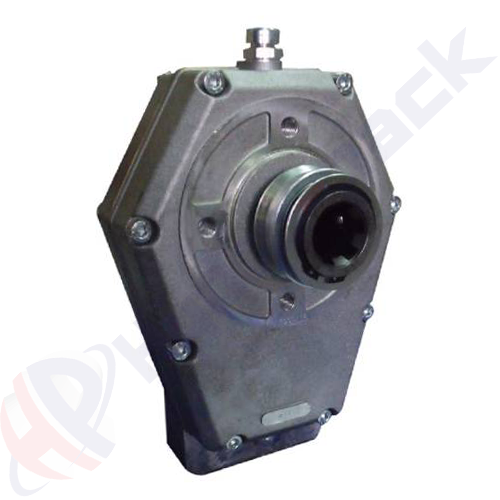 70000 serie group 30 pump over gear, male through shaft quick fitting , 1:3