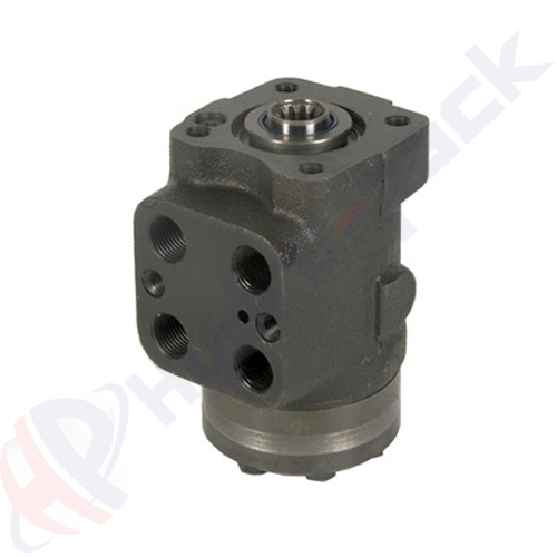 HKU…/4 steering unit, open center non load reaction , 1000 cc/rev, 100 bar, G 1/2""