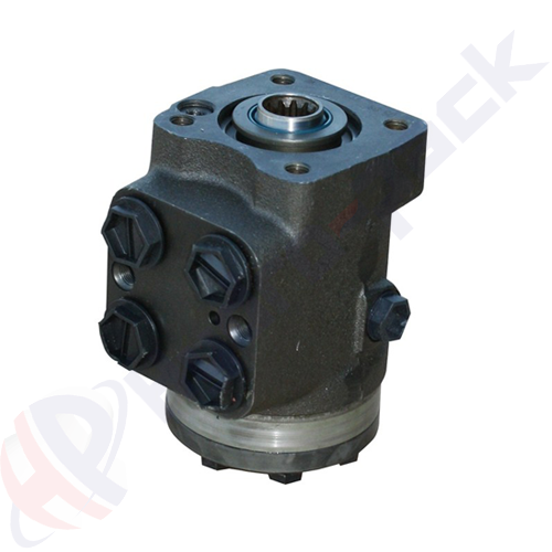 HKU…/5T steering unit, closed center non load reaction , 125 cc/rev, 175 bar, G 1/2""