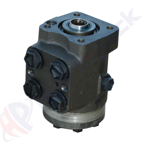 HKUS…/5T steering unit, closed center non load reaction , 125 cc/rev, 175 bar, G 1/2""