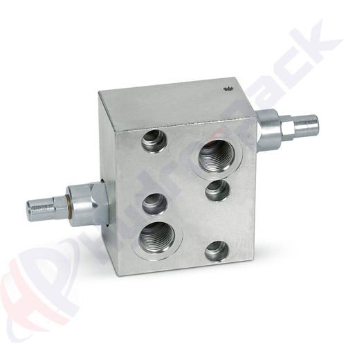 """Overcenter valve for MP/MR (OMP/OMR), VBCDF DE MP/MR SF , 50 L/min, G 1/2"""""""