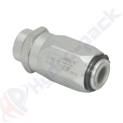 """Flow control valve without check, VRB , 20 L/min, G 1/4"""""""
