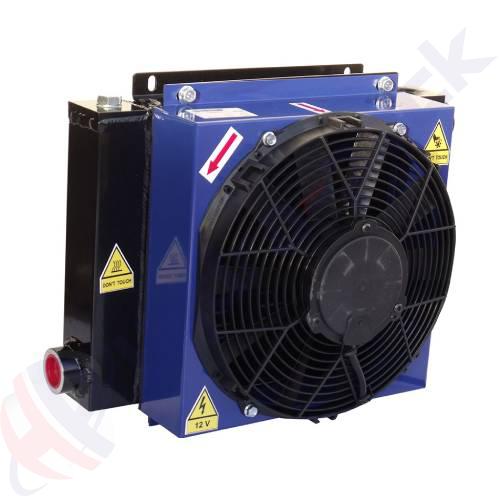 DC Hydraulic Oil Cooler, HY03804 , 140 L/min, 24 V