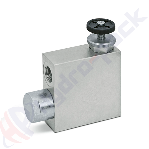 3 way flow control valve, RFP3 , 120 L/min, G 3/4""