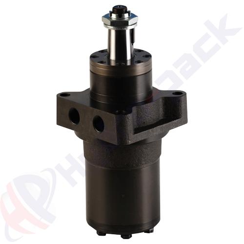 RW series hydraulic motor, 200 cc/rev, 1:10 tapered shaft 35 mm DIN6888 , wheel mount