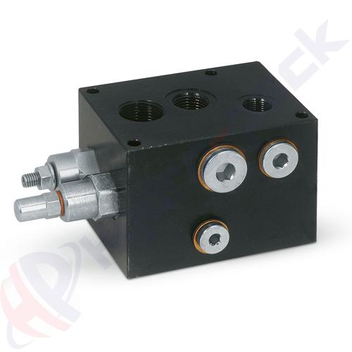 Hi-low valve, VABP FL , NG6
