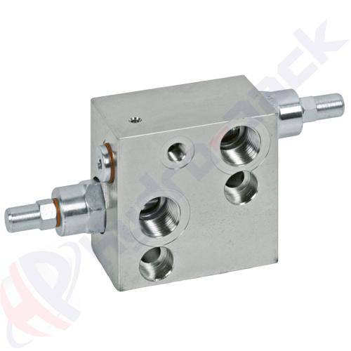 """Overcenter valve for MS, VBCDF DE MS , 50 L/min, G 1/2"""""""