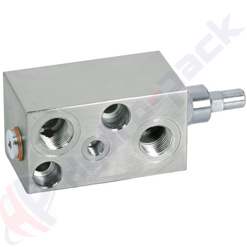 """Overcenter valve for MS, VBCDF SE MS SF , 50 L/min, G 1/2"""""""