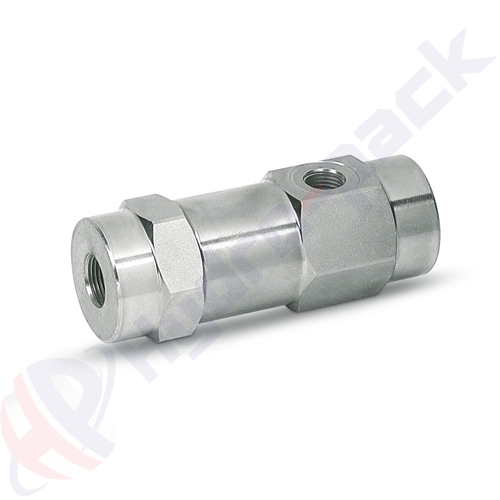 Single pilot operated check valve, VBPSL , 80 L/min, G 3/4""