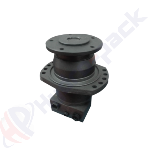 VMF series hydraulic motor, 630 cc/rev, flanged connection , 8 holes mounting flange